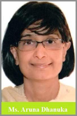 Ms. Aruna Dhanuka