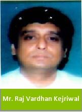 Mr. Raj Vardhan Kejriwal